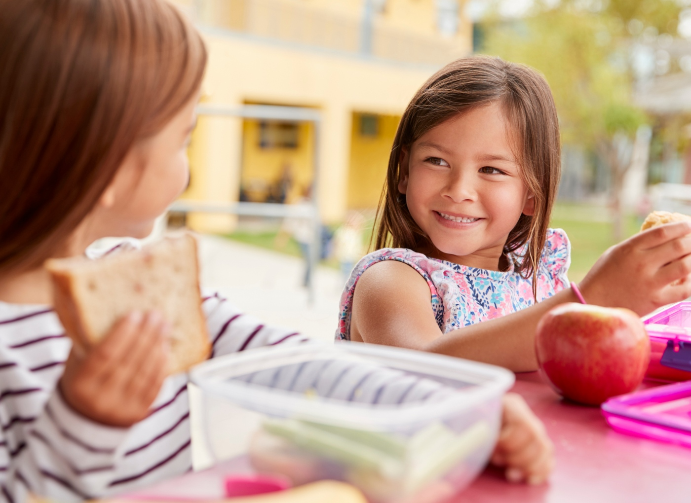 Marmitas para crianças: necessidades nutricionais