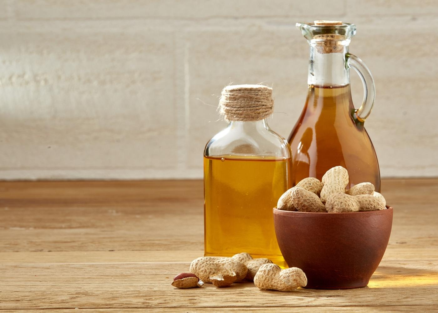 Alimentos geneticamente modificados: óleo de amendoim