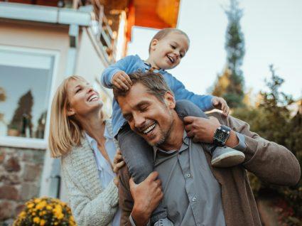 Pais e filhos: parentalidade positiva