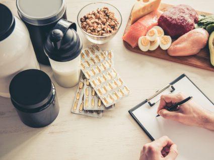 suplementos para recuperação muscular a conhecer