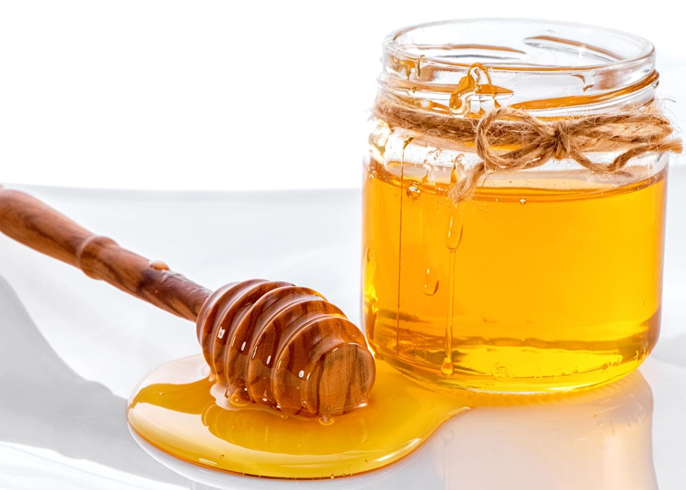 Alimentação do bebé: mel