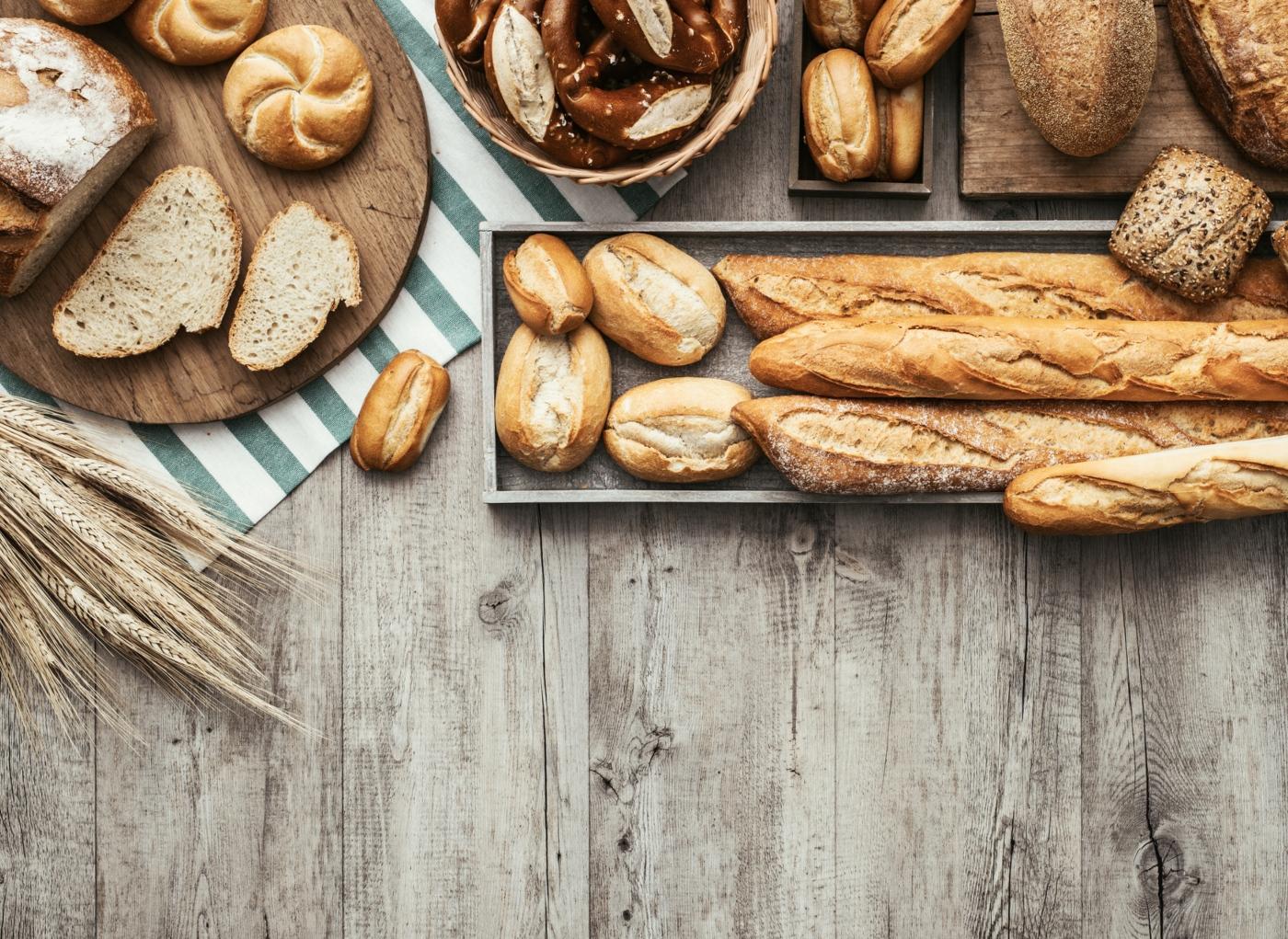 Trigo é um dos alimentos que contribui para a barriga inchada