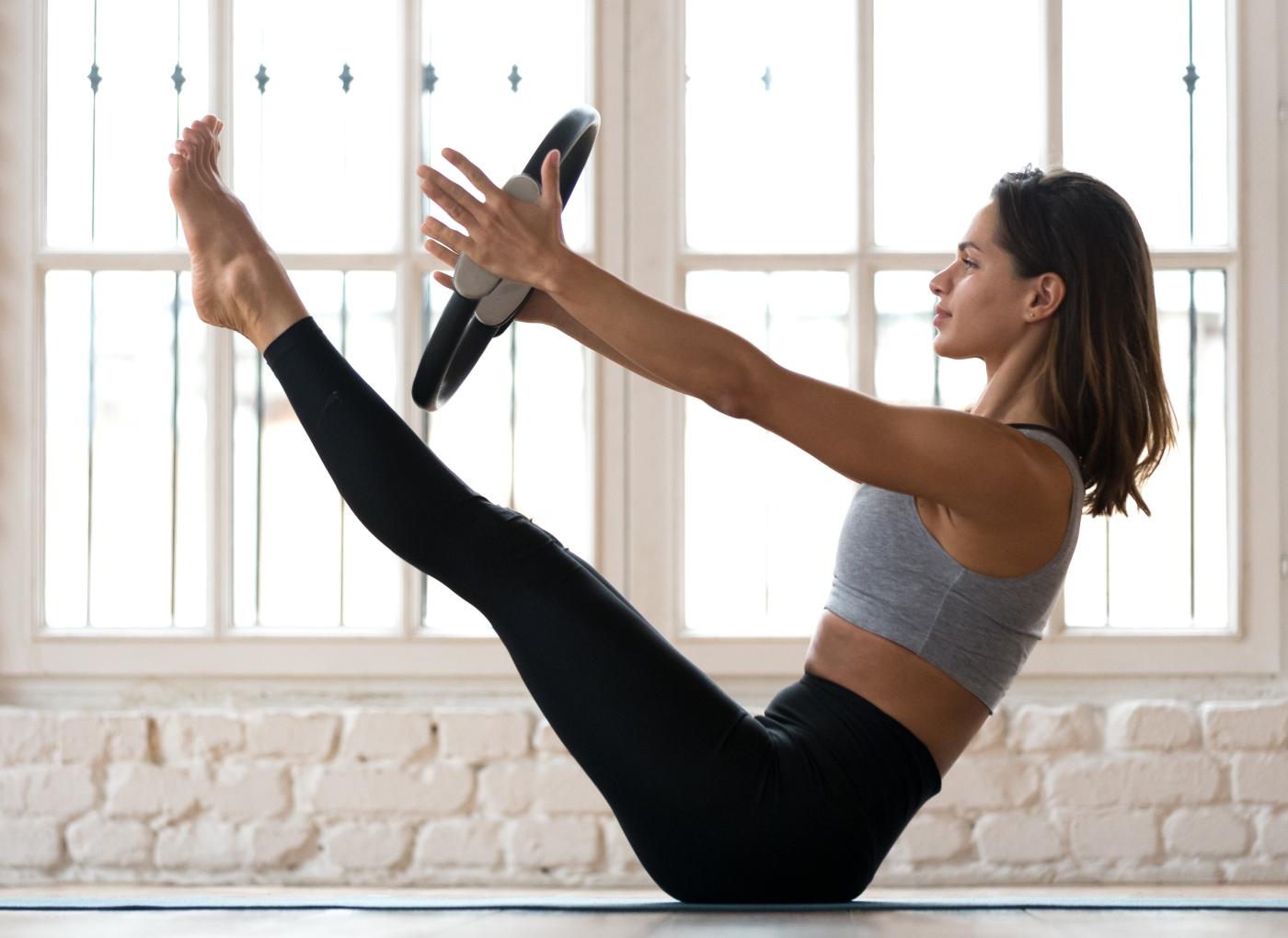 Exercícios para o core: abdominal isométrico