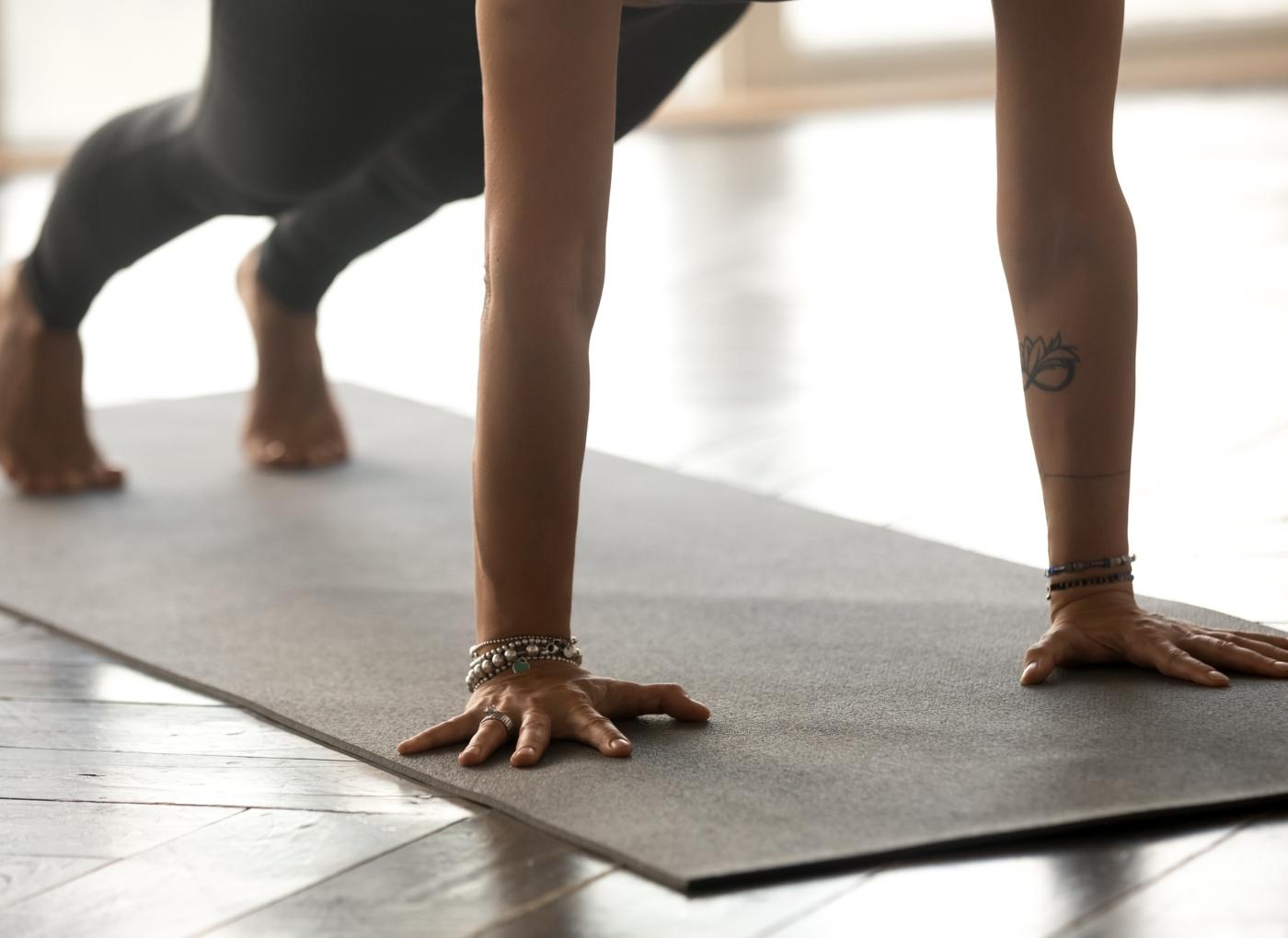 Exercícios para o core: prancha