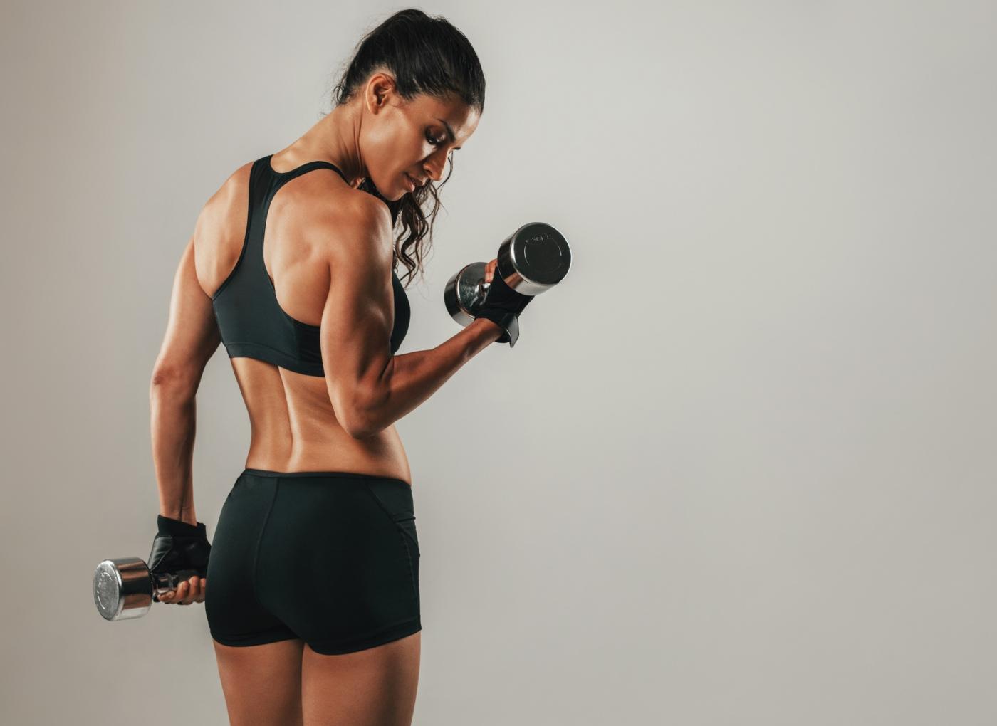 exercicios de musculacao para biceps definidos