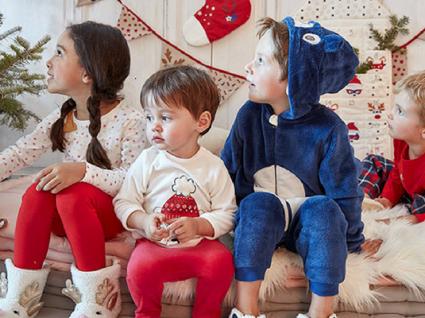 8 Conjuntos de natal até 19€ para surpreender bebés e crianças