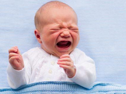 Susto nos bebés: sabe porque é que o seu bebé se assusta?