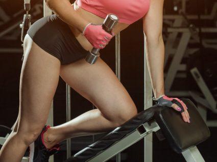 4 exercícios para pernas definidas