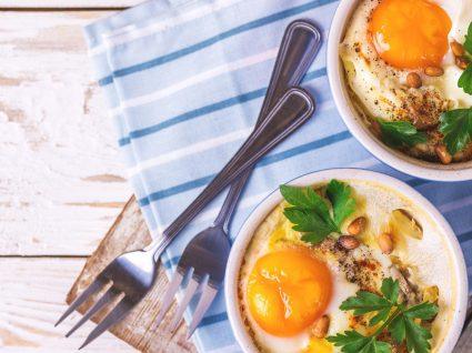 4 Receitas com ovos rápidas e originais