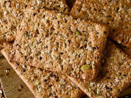 5 Receitas de crackers saudáveis para os lanches da semana