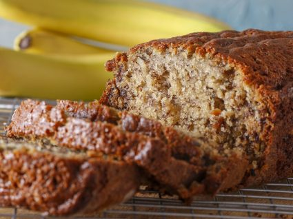 4 Receitas imperdíveis de pão de banana para os amantes deste fruto