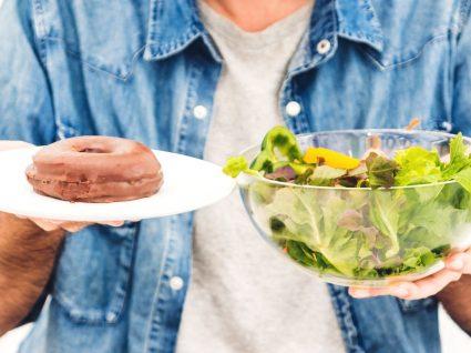 4 Sinais de que está a sabotar a sua alimentação saudável