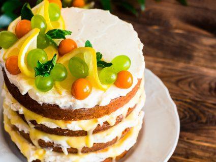 4 Deliciosas receitas de bolos de aniversário saudáveis