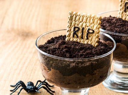 5 ideias fáceis de doces de Halloween