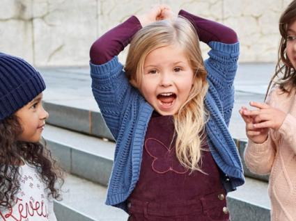 9 Peças em tons de inverno para crianças: miúdos giros e na moda