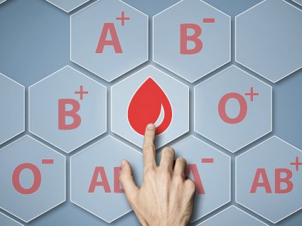 dieta para pessoas com sangue o positivo