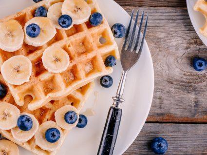 """Waffles vegan: receitas de uma """"comfort food"""" saudável"""
