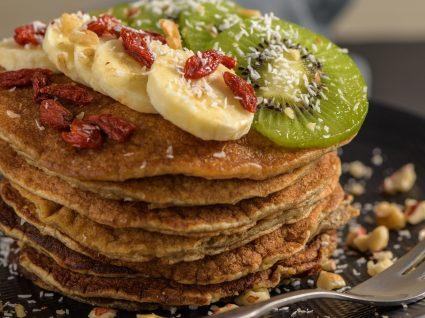 As melhores receitas de panquecas vegan a não perder