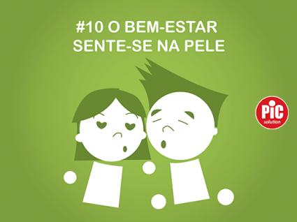 #10 O BEM-ESTAR SENTE-SE NA PELE