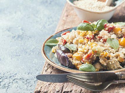 """Risotto de quinoa: receitas deliciosas do famoso """"quinotto"""""""