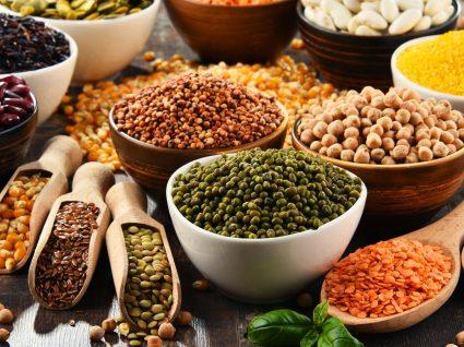 A importância das leguminosas na alimentação