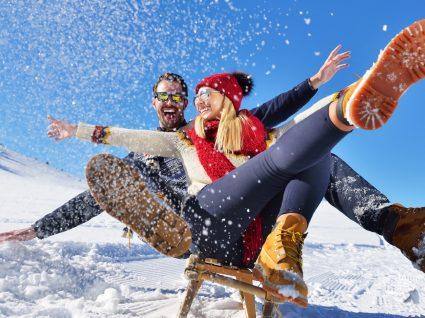 10 Destinos de férias na neve na Europa para aproveitar o inverno