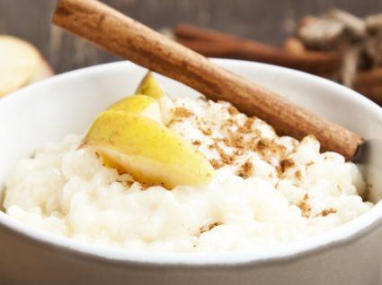 5 receitas de papas de arroz para criança