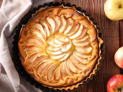 3 Receitas de tarte de maçã vegan: pequenas delícias para todos