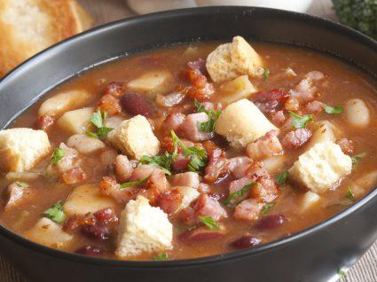 Sopa da pedra: uma delícia regional proveniente de Santarém