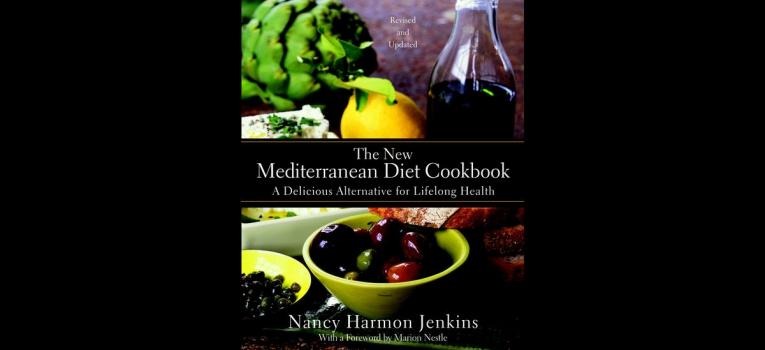 THE NEW MEDITERRANEAN DIET COOKBOOK