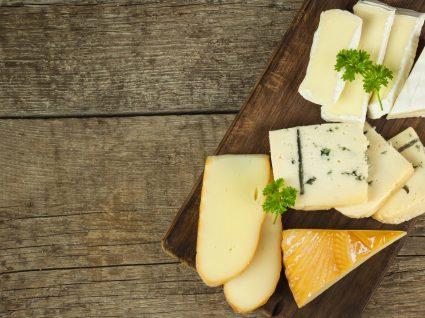 Os melhores tipos de queijo a incluir na sua dieta