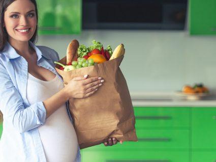 Tudo sobre a alimentação no terceiro trimestre de gravidez