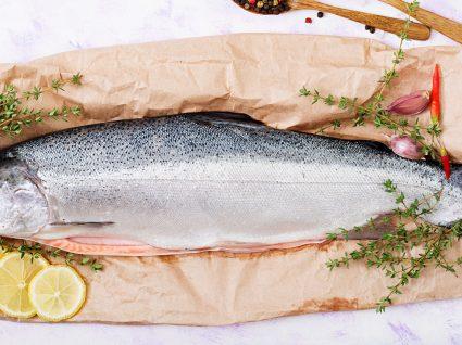 5 Formas de saber se está a comprar peixe fresco