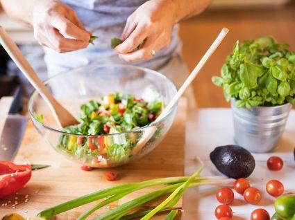 O que não pode faltar numa cozinha saudável
