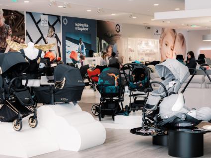 Espaço Mamãs: a Concept Store de sonho para futuros papás