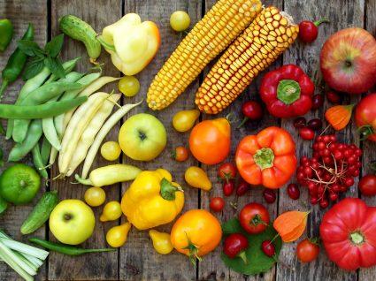 Frutas e legumes da época: mais sabor, mais benefícios