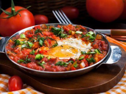Shakshuka: receitas de um prato típico Israelita