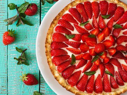 Tarte folhada de morango: 5 receitas para todos os gostos