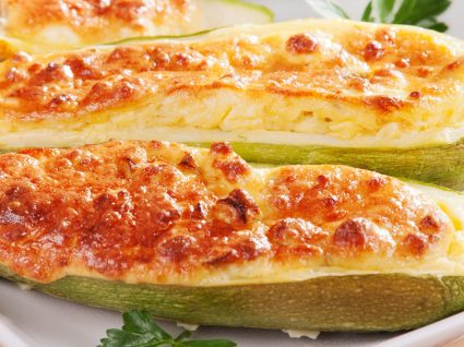 Courgette recheada: 5 deliciosas sugestões de recheios