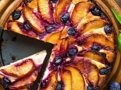Tarte de pêssego: delícias açucaradas e versões mais saudáveis