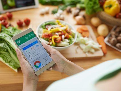 Apps de nutrição: opções saudáveis com a ajuda do seu smartphone