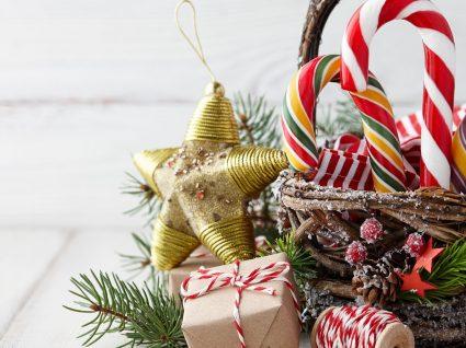 Cabaz de Natal caseiro: faça o seu próprio cabaz