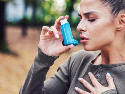 Qual a relação entre asma e alimentação?