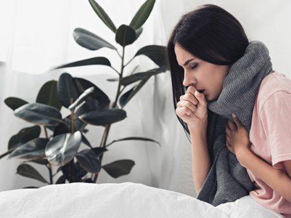 Dor de garganta vs Infeção na garganta