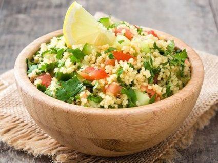 Receitas vegetarianas simples para um menu saudável
