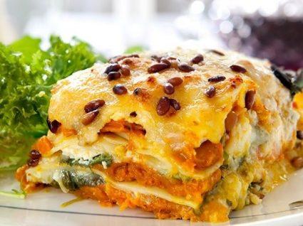Lasanha vegetariana: 3 receitas cheias de cor e sabor