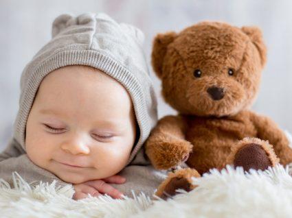O sorriso nos recém-nascidos será uma verdade ou um mito?