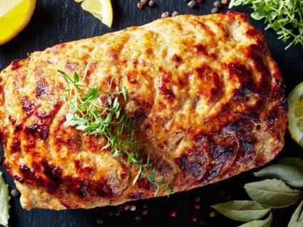 Rolo vegetariano: deliciosas alternativas ao rolo de carne
