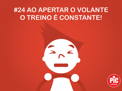 #24 AO APERTAR O VOLANTE O TREINO É CONSTANTE!