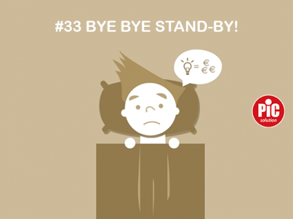#33 BYE BYE STAND-BY!